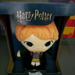New Harry Potter Ron Super Cute Plushies
